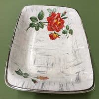 Midwinter | Hors d'Oeuvres Dish x 2 | Rose Marie | 1950s